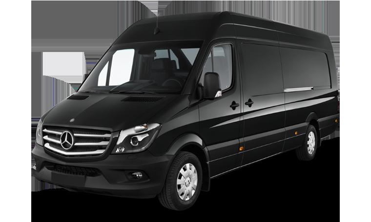 Signature New Orleans - Sprinter Van